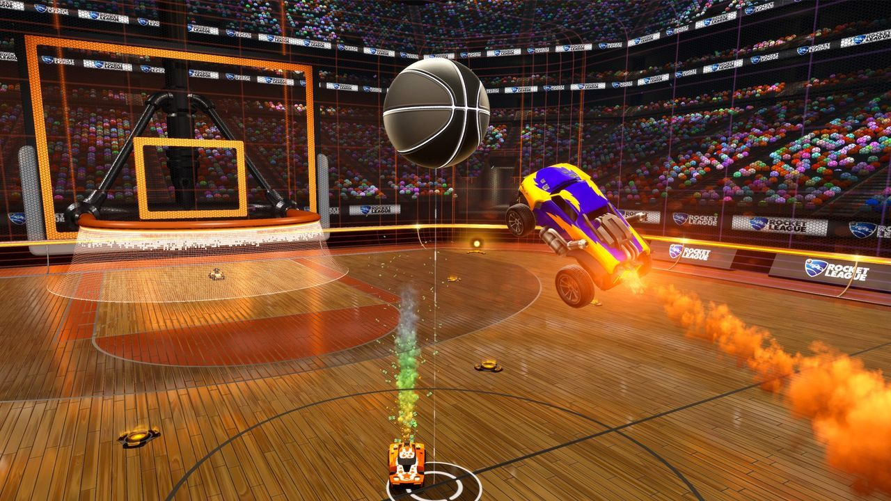 rocket league hoops 26 апреля