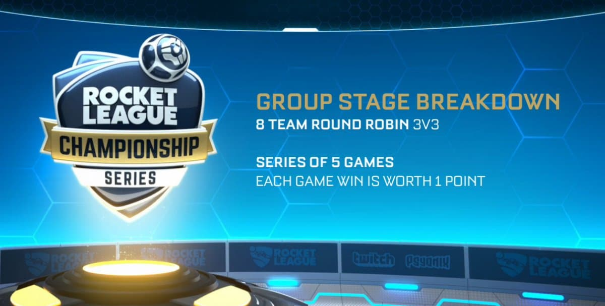 rocket league championship series qualifier 2