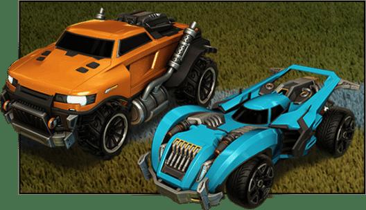 редизайн road hog и hotshot