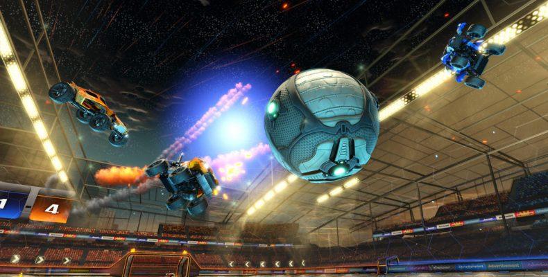 Какие тачки предпочитают профи Rocket League в турнире RLCS