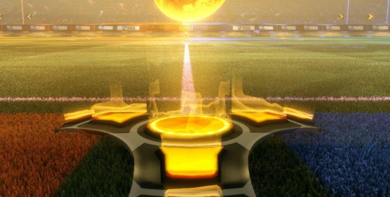 Бустменеджмент в Rocket league