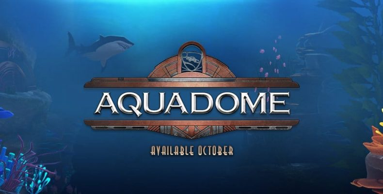 Обновление Rocket League Aquadome в октябре