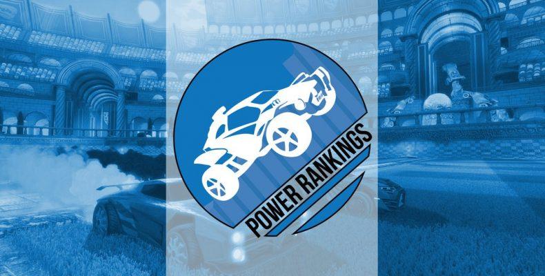 Power Rankings в преддверии LAN финалов RLCS сезон 2