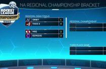 RLCS 2 сезон. Региональные финалы