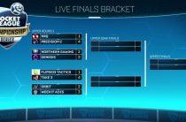 RLCS 2 сезон. Региональные финалы завершены