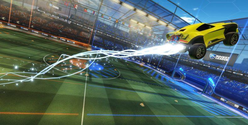 Июньское обновление Rocket League: новый сезон 3, награды за сезон 2