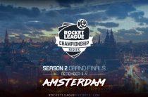 LAN финал Rocket League Championship Series 2 пройдет в Европе
