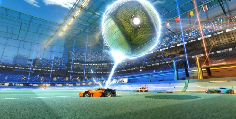 RLCS анонс от Psyonix — Rocket League Rumble уже в сентябре