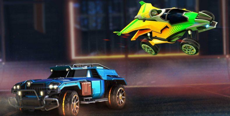 Новые тачки в июньском DLC (Aftershock и Marauder)