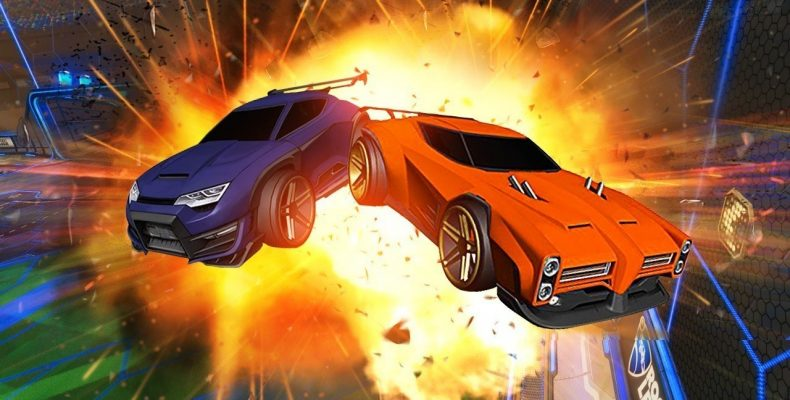 Руководство: стратегия игры 2 на 2 (версия 1.10) в Rocket League