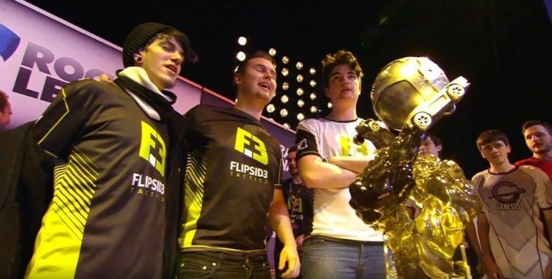 Завершен LAN финал RLCS 2 сезон