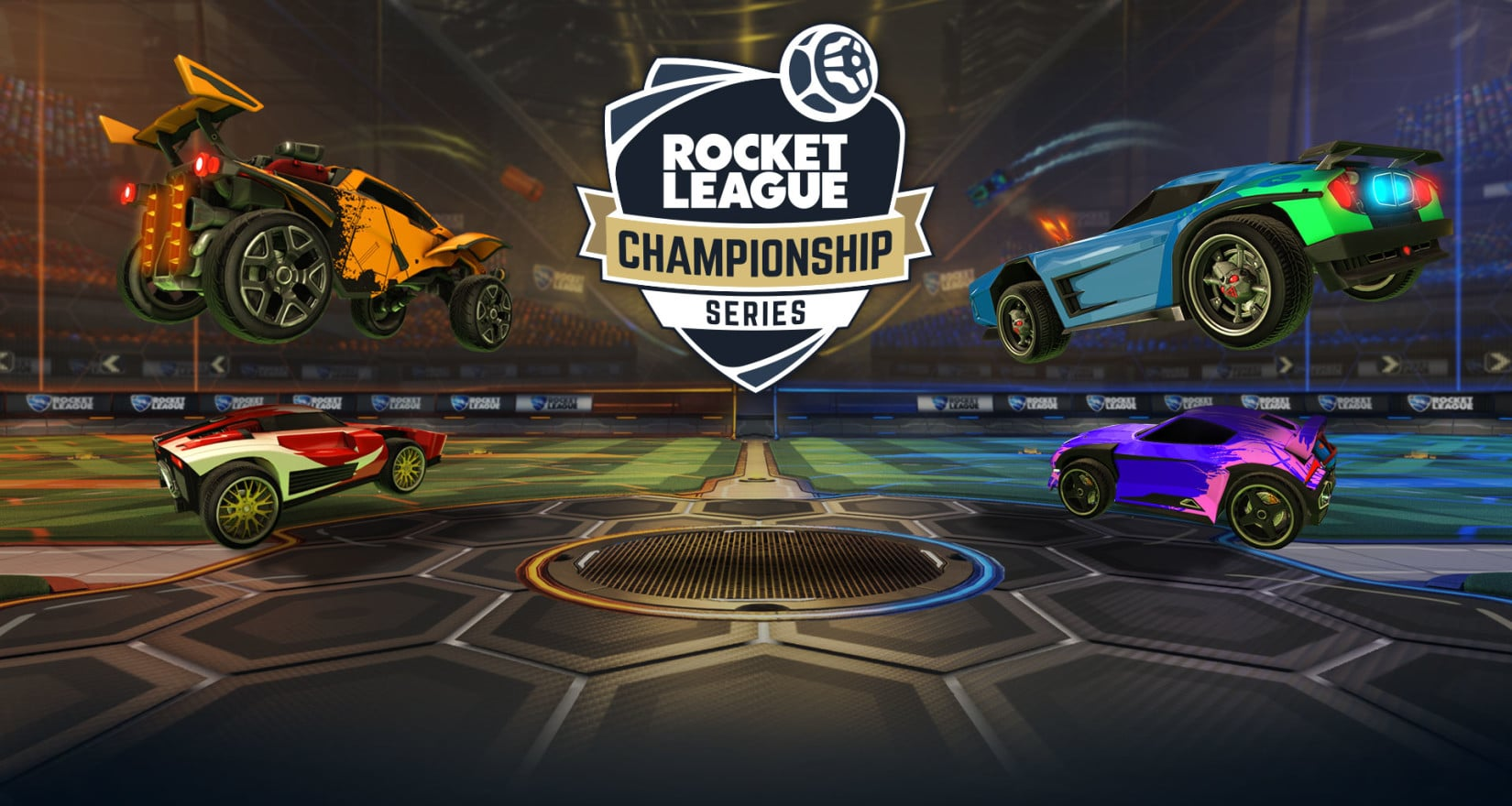 Старт Rocket League Championship Series — квалификация (повторы матчей)