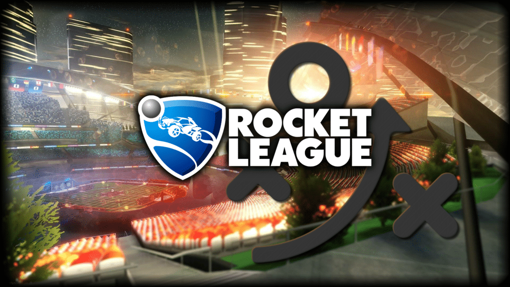 Базовая стратегия игры 3 на 3 в Rocket League (позиционная игра)
