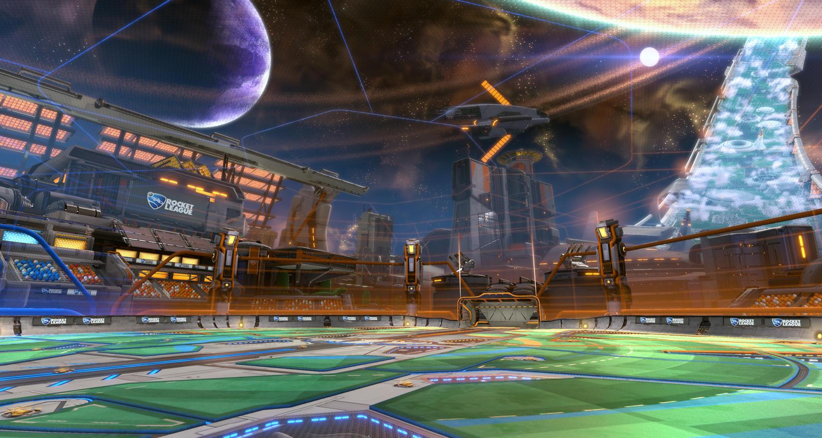 Новое DLC — STARBASE ARC уже 7 декабря