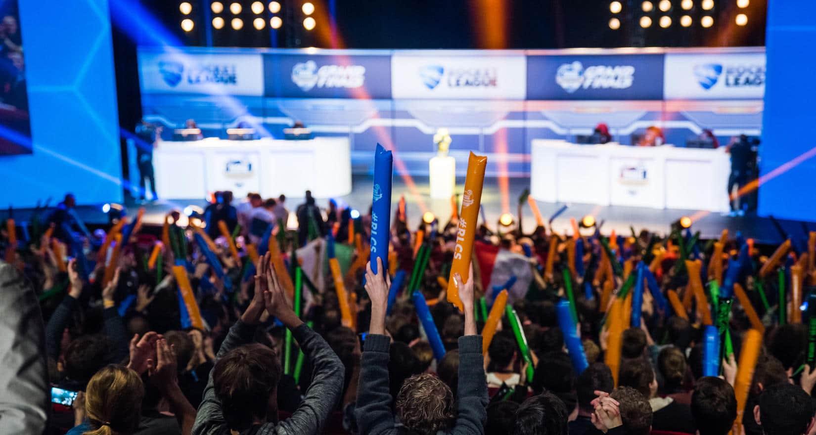 Psyonix инвестируют средства в развитие киберспортивной сцены Rocket League